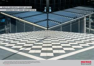 Anzeige für Metten - Stein & Design